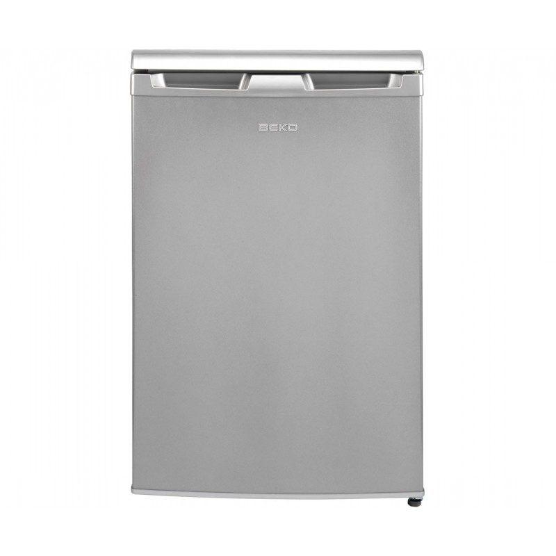 Beko UF584APS Under Counter Freezer - Silver