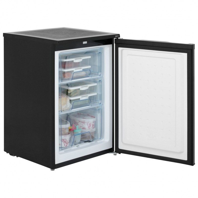 Newworld NWFRZ55B Under Counter Freezer - Black