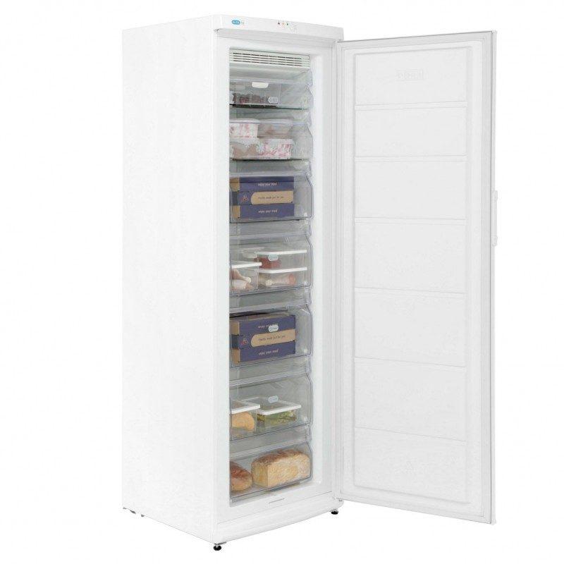 Zanussi ZFU25201WA Upright Freezer - White