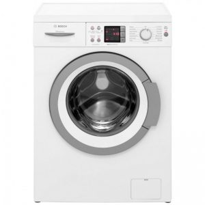 Bosch Titan Edition WAQ28470GB 8Kg Washing Machine with 1400 rpm - White