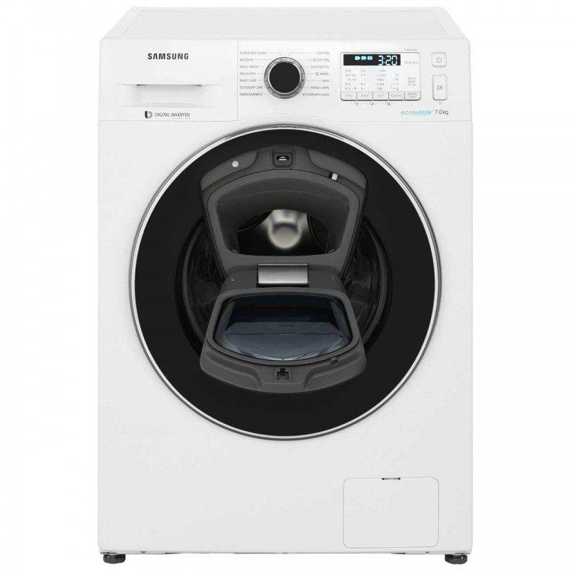 Samsung WW5500 AddWash™ WW70K5413UW 7Kg Washing Machine with 1400 rpm - White
