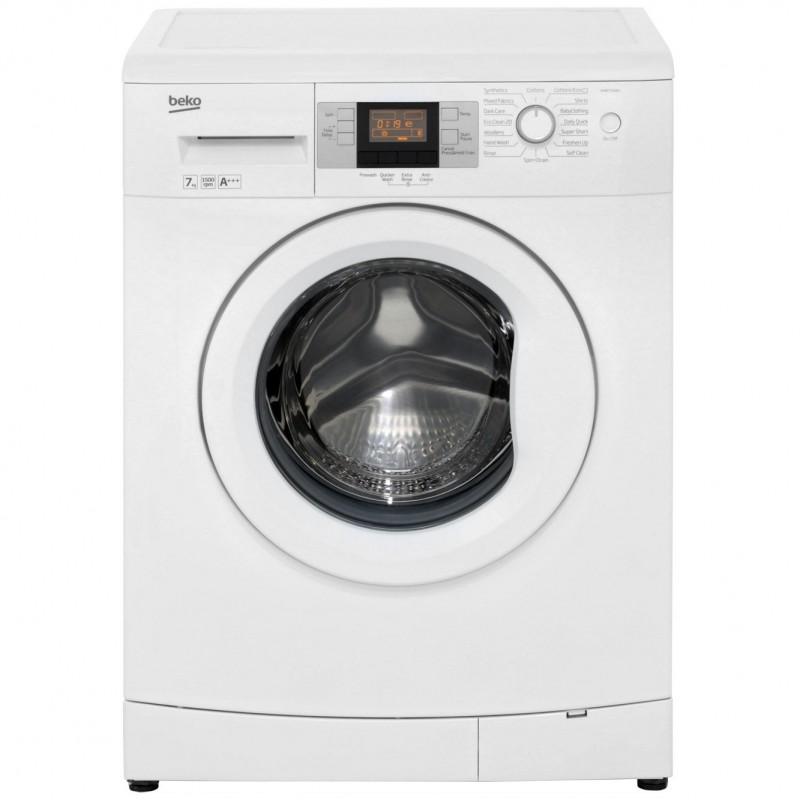 Beko WMB71543W 7Kg Washing Machine with 1500 rpm - White ...