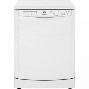 Indesit My Time DFG26B1 Standard Dishwasher - White