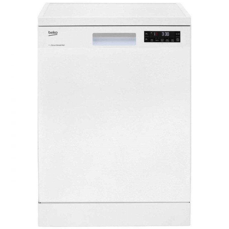 Beko DFN28R20W Standard Dishwasher - White