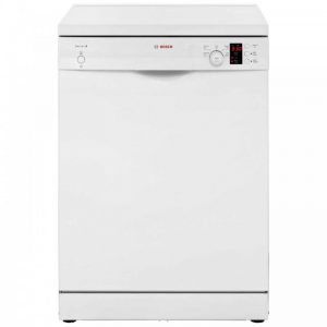 Bosch Serie 4 SMS50C12UK Standard Dishwasher - White