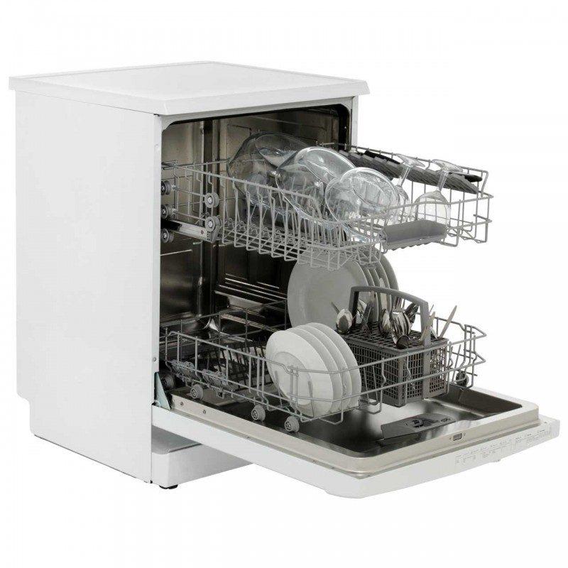 Bosch Serie 4 SMS50C12UK Standard Dishwasher - White