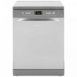 Hotpoint Extra FDFAO11011G Standard Dishwasher - Graphite