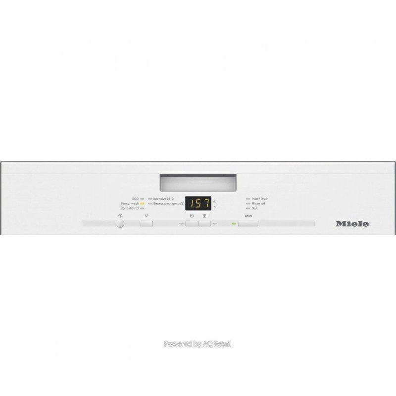 Miele G4920BK Standard Dishwasher - White