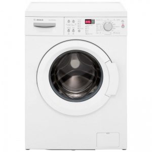 Bosch Serie 6 WAQ283S1GB 8Kg Washing Machine with 1400 rpm - White
