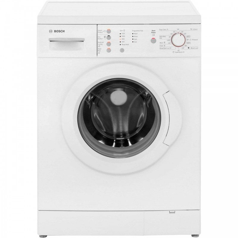 Bosch Serie 4 WAE24167GB 6Kg Washing Machine with 1200 rpm - White