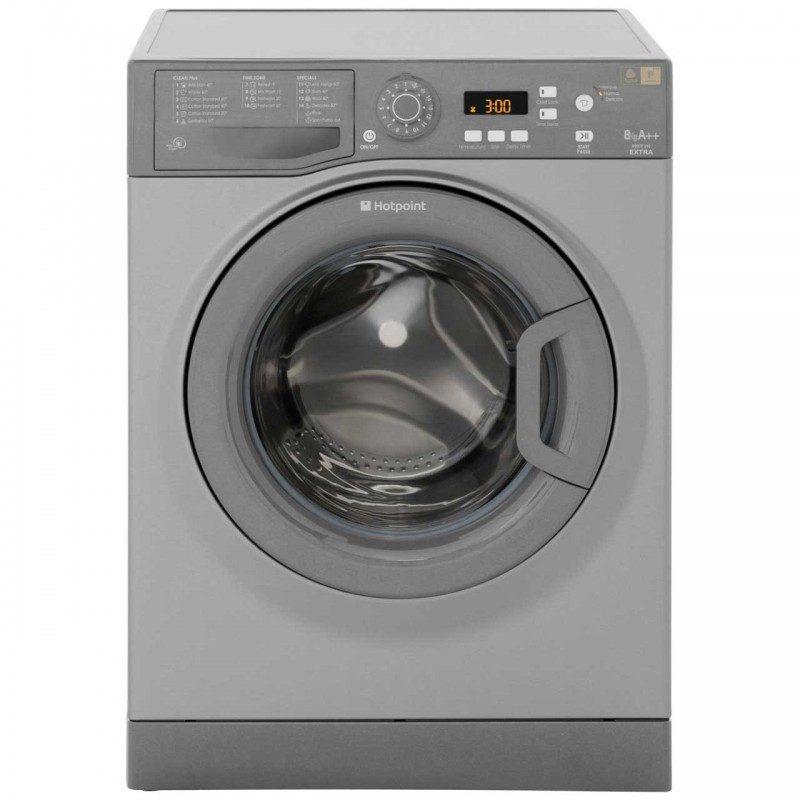 Hotpoint Extra WMXTF942G 9Kg Washing Machine with 1400 rpm - Graphite