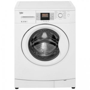 Beko WMB81243LW 8Kg Washing Machine with 1200 rpm - White