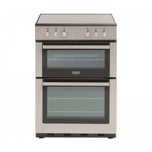 Stoves SEC60DO Electric Cooker with Ceramic Hob - Stainless Steel