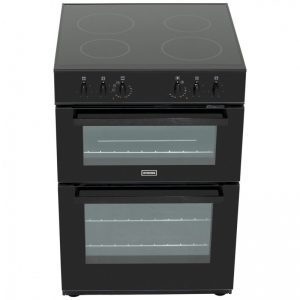 Stoves SE60MFPTi Electric Cooker with Induction Hob - Black