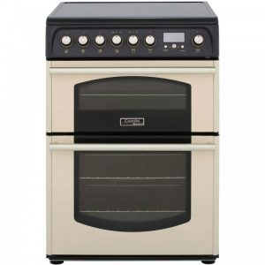 Cannon CH60GPCF Gas Cooker with Variable Gas Grill - Cream