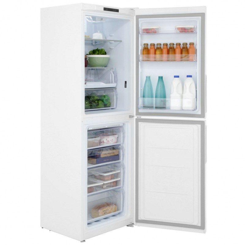 Hotpoint LAO85FF1IW 50/50 Frost Free Fridge Freezer - White