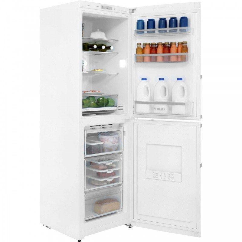 Bosch Serie 4 KGN34VW26G 50/50 Frost Free Fridge Freezer - White
