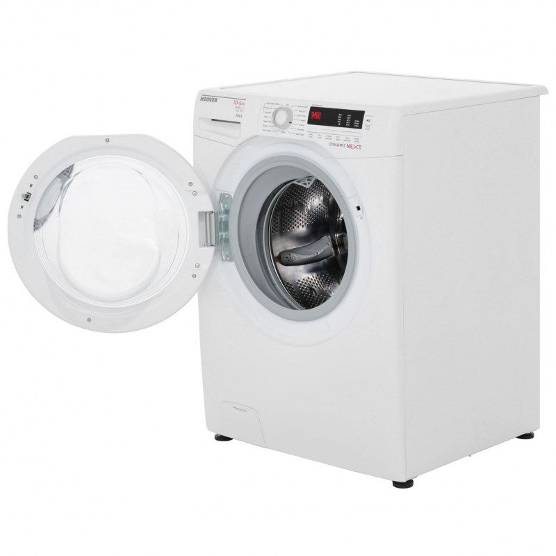 Hoover Dynamic Next WDXCE51062 10Kg / 6Kg Washer Dryer with 1500 rpm - White