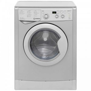 Indesit IWDD7143S 7Kg / 5Kg Washer Dryer with 1400 rpm - Silver