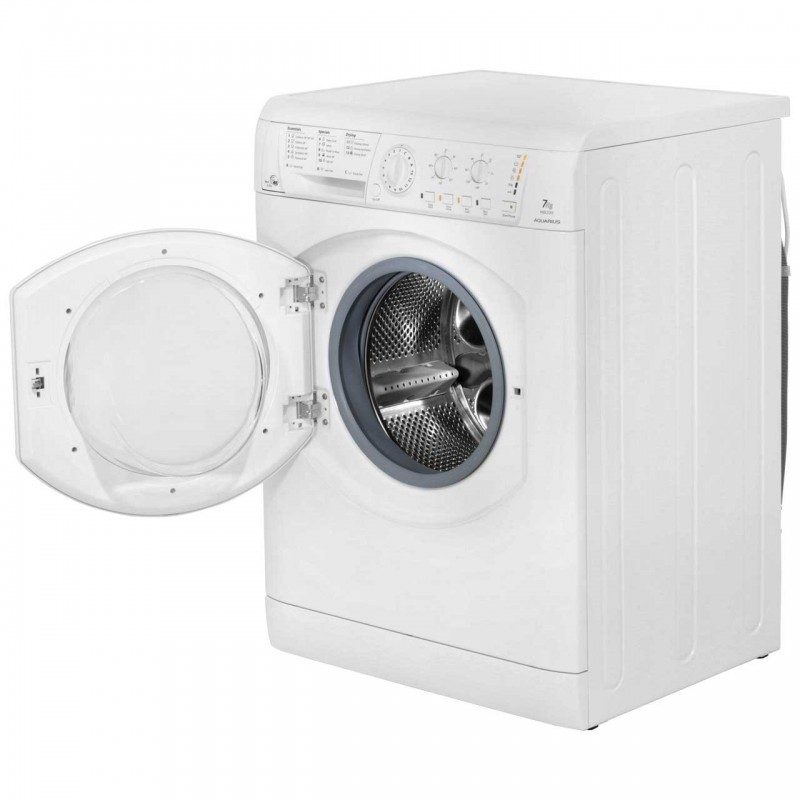 Hotpoint Aquarius WDL520P 7Kg / 5Kg Washer Dryer with 1200 rpm - Polar White