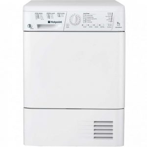 Hotpoint Aquarius TCHL73BRP Condenser Tumble Dryer - White