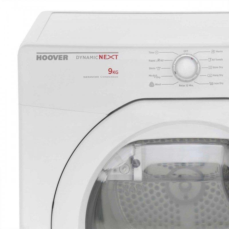 Hoover Dynamic Next DNCD913B Condenser Tumble Dryer - White
