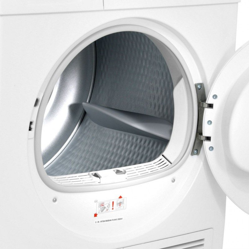 Bosch Classixx WTE84106GB Condenser Tumble Dryer - White