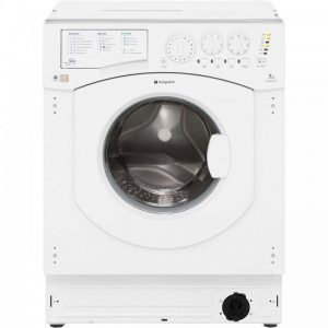 Hotpoint BHWM1292 Integrated 7Kg Washing Machine with 1200 rpm