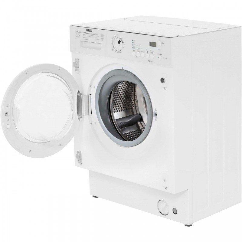 Zanussi ZWi71201WA Integrated 7Kg Washing Machine with 1200 rpm