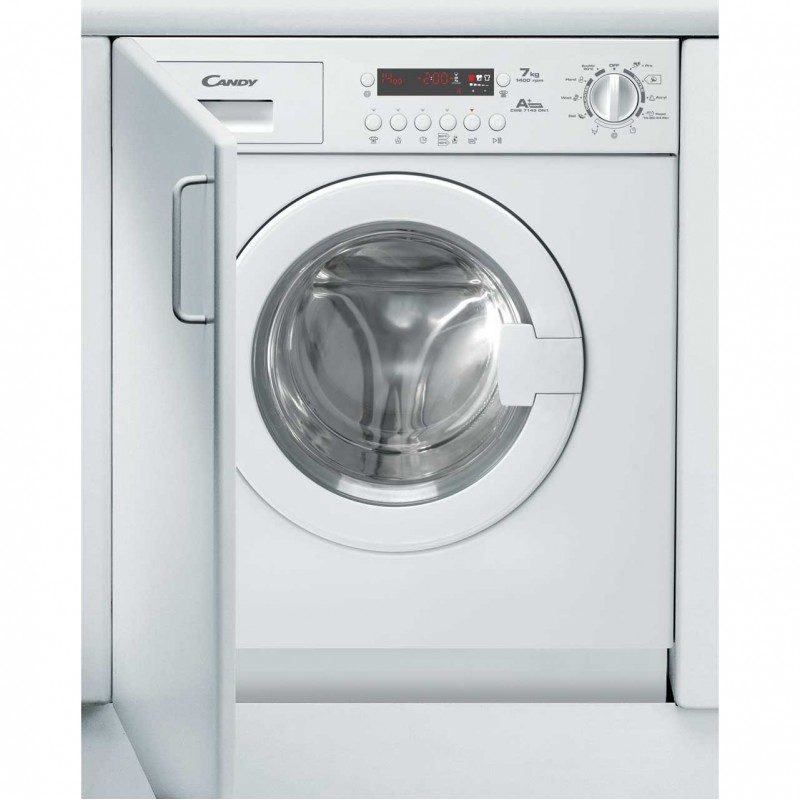 Candy CWB714DN/1 Integrated 7Kg Washing Machine with 1400 rpm