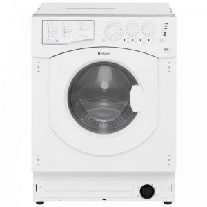 Hotpoint BHWD129 Integrated 6Kg / 5Kg Washer Dryer with 1200 rpm