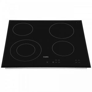 AEG Competence HK624010FB 59cm Ceramic Hob - Black